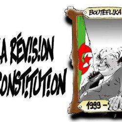 La révision constitutionnelle.