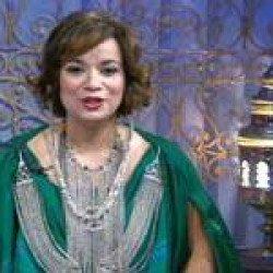 Nora aceval ,l'invitée de l'émission «Qaada» de Lynda Tamdrari