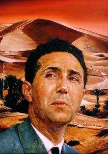 Politique  ALGERIE: décès de Ben-Bella. Ahmed-Ben-Bella-212x300