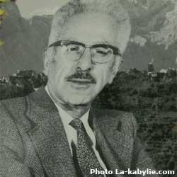 Hommage à Mouloud Mammeri