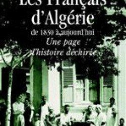 Titre : Les Français d'Algérie  Auteur : Jeannine Verdès-Leroux