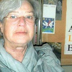 Chantal Lefèvre. Patronne de Mauguin, la plus vieille imprimerie d'Algérie
