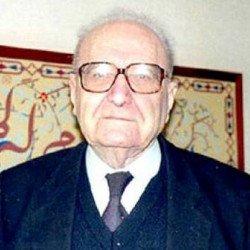 Ecrivain, auteur de quatre-vingt-cinq ouvrages, mort à l'âge de 99 ans  Roger Garaudy, e philosophe communiste devenu musulman