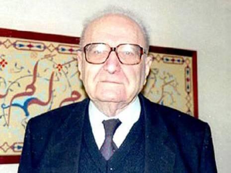 Ecrivain, auteur de quatre-vingt-cinq ouvrages, mort à l'âge de 99 ans  Roger Garaudy, e philosophe communiste devenu musulman dans Auteurs Algériens Roger-Garaudy