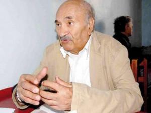 Tazir M'hamed Bacha. Ancien militant de la cause nationale, compagnon de Mohamed Belouizdad Tazir-M'hamed-Bacha-300x224