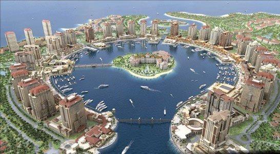 «Le Qatar tisse sa toile en Algérie» dans Contributions qatar