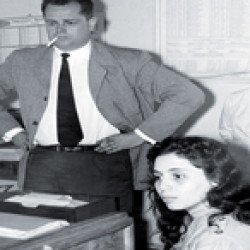 Djamila Bouhired une femme combattante