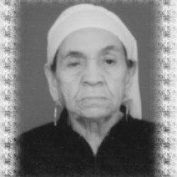 El Moudjahida et défunte FATMA-ZOHRA BENHELLEL DITe «EL MANSOURIA»
