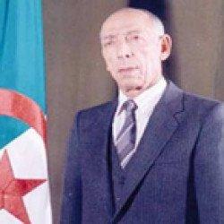 Le feu président Mohamed Boudiaf