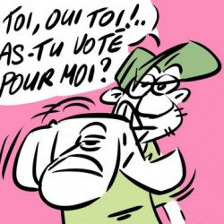 Vote  Par Maamar Farah