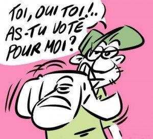 Vote  Par Maamar Farah dans Maâmar FARAH Votez-300x272