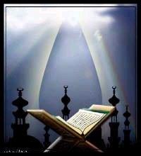 L'image du croyant , celle de  l'hypocrite et la lecture du coran  coran_ouvert22