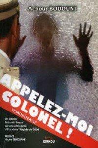 Appelez-moi colonel !Achour Bououni  dans ACHOUR BOUOUNI appelez-moi-colonel-200x300