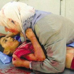 Gaza, une mort lente à vivre-Salim Metref