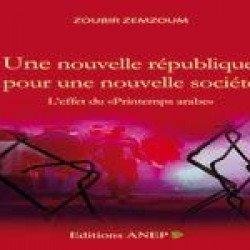 """""""UNE NOUVELLE RÉPUBLIQUE POUR UNE NOUVELLE SOCIÉTÉ"""""""