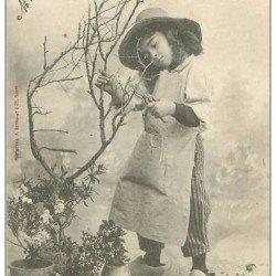 Le jeune jardinier