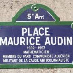 Maurice Audin,Henri Alleg