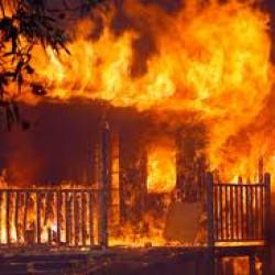 Le mektoub et les incendies