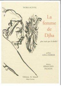 La femme de Djha, plus rusée que le diable ! Un livre de Nora Aceval dans Nora Aceval la-femme-de-djha-213x300