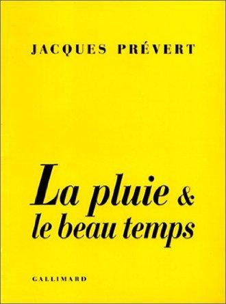 Droit de regard  Jacques PRÉVERT Recueil :