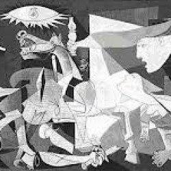 Lanterne magique de Picasso  Jacques PRÉVERT Recueil : «Paroles»
