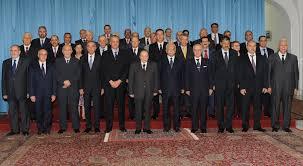 Tohu-bohu dans Ahmed Ben Alam ministres-algeriens