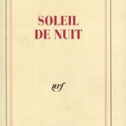Couleur de Paris  Jacques PRÉVERT Recueil : «Soleil de nuit»