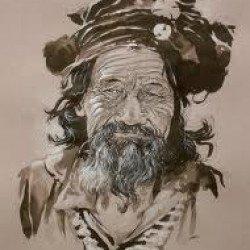 Un tibétain sahraoui au kosovo