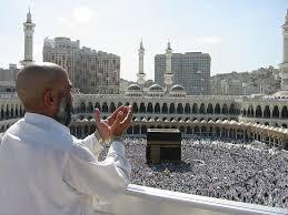 pelerinage kaaba charifa dans Mohammed Benlarbi Elkebich