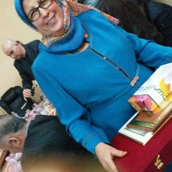 Elle ne peut être qu'une fée Hommage à une grande Dame Fatima Zohra Chikhaoui